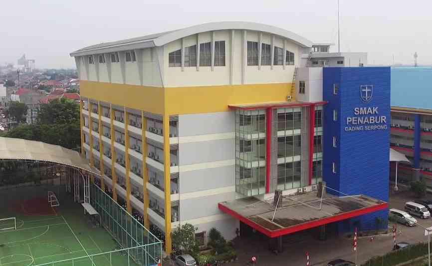 Daftar Sekolah Favorit Swasta di Serpong dan sekitarnya