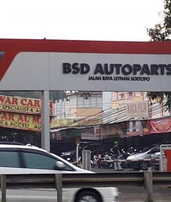 Sentra Otomotif BSD Autoparts