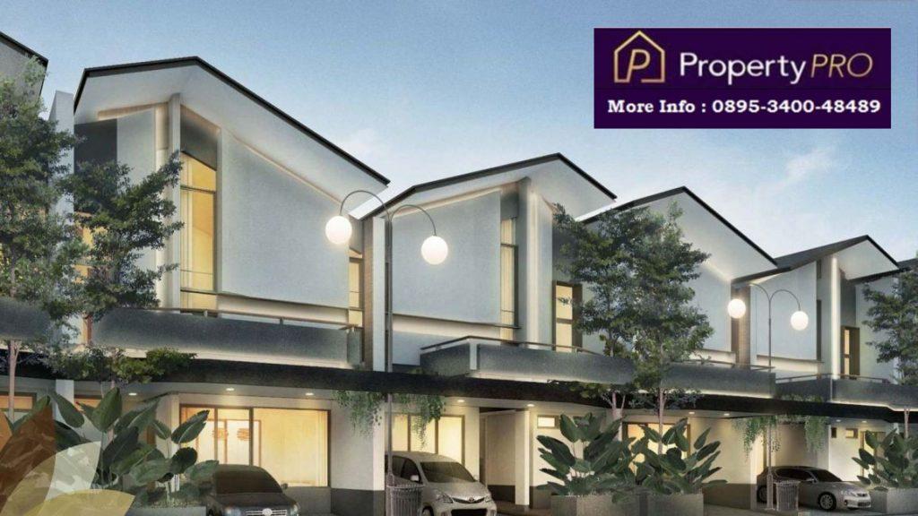 Proyek baru eksklusif di Tangerang Selatan